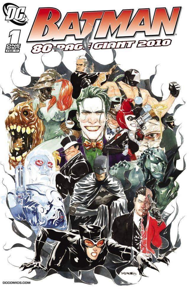 Batman: 80-Page Giant (2010) #1
