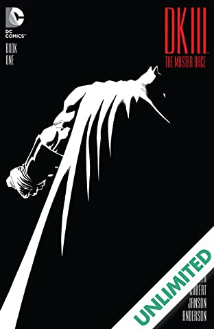 Dark Knight III: The Master Race (2015-2017) #1
