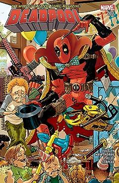 Deadpool (2015-2017) No.2