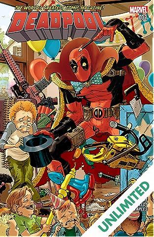 Deadpool (2015-) #2