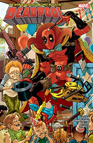 Deadpool (2015-2017) No.2