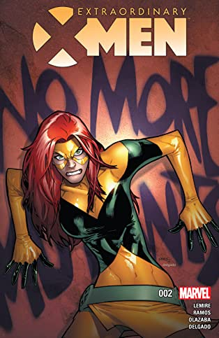 Extraordinary X-Men (2015-) #2