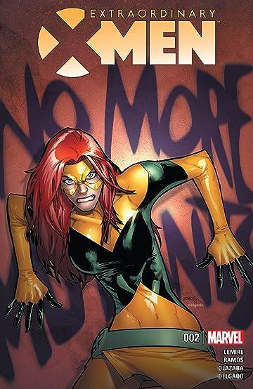 Extraordinary X-Men (2015-2017) #2