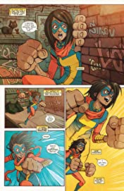 Ms. Marvel (2015-) #1