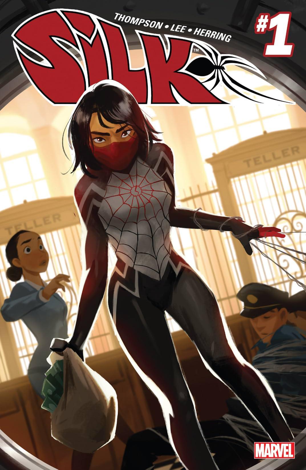 Silk (2015-2017) #1
