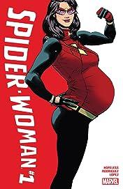 Spider-Woman (2015-2017) #1