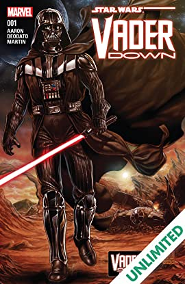 Star Wars Vader Down 2015 1 Comics By Comixology