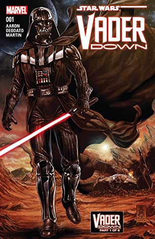 Star Wars: Vader Down (2015-) #1