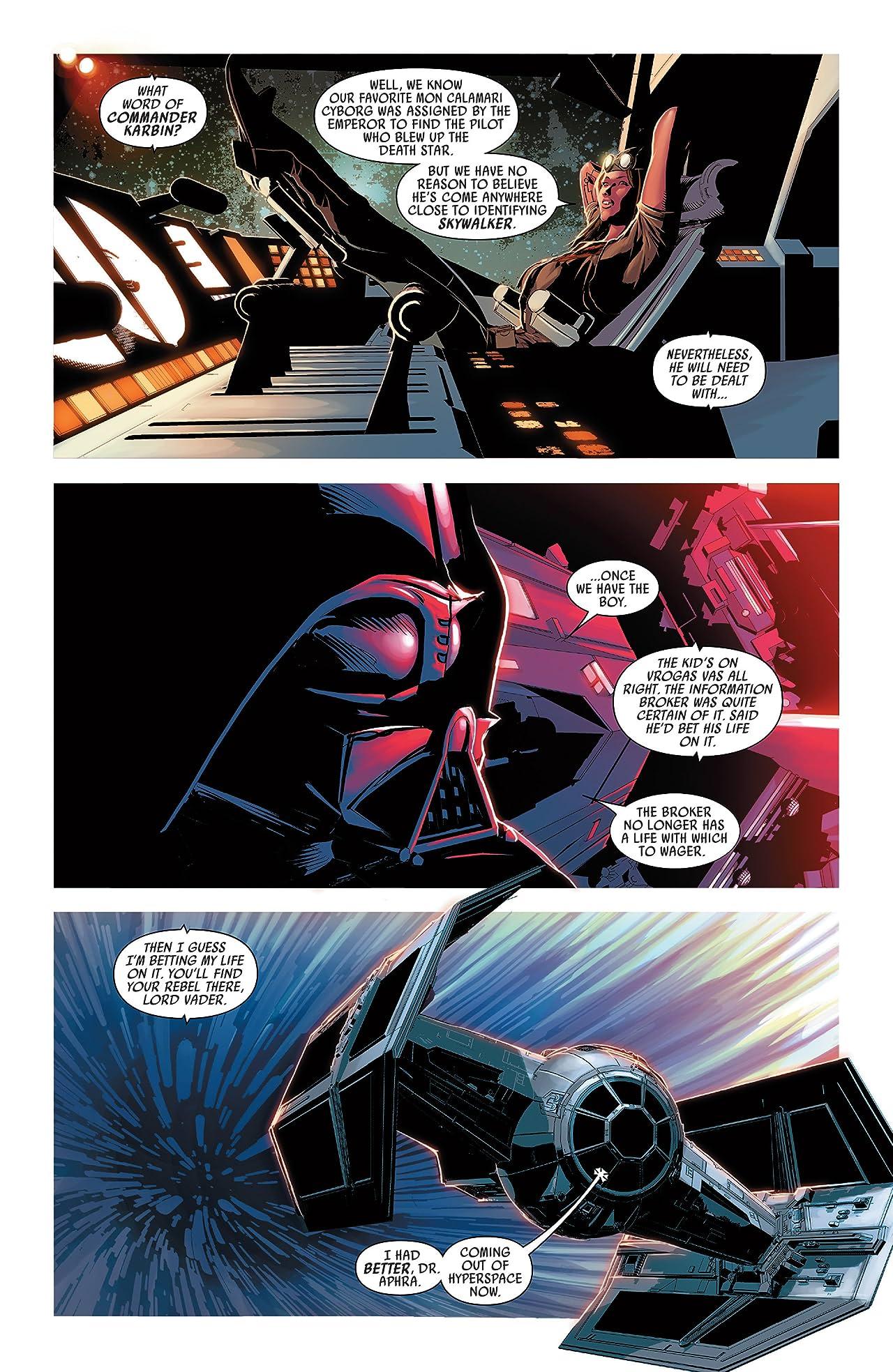 Star Wars: Vader Down (2015) #1