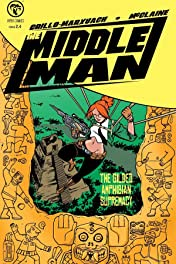The Middleman Vol. 2 #4