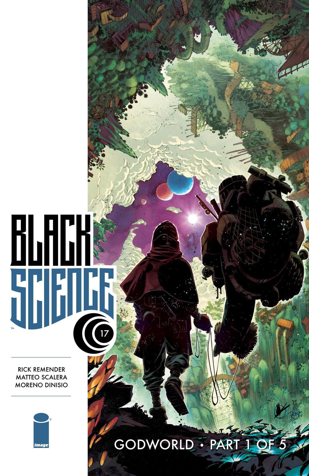 Black Science #17