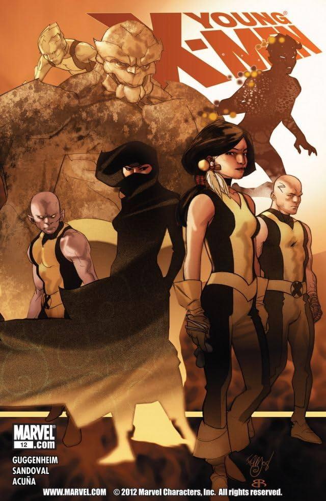 Young X-Men #12
