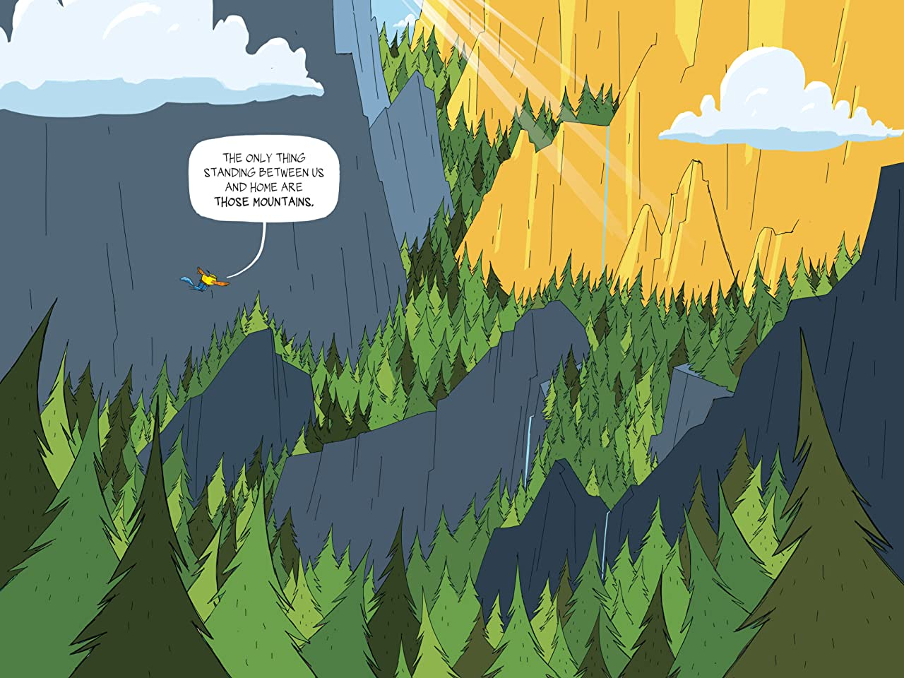 Bird & Squirrel Vol. 1: On The Edge