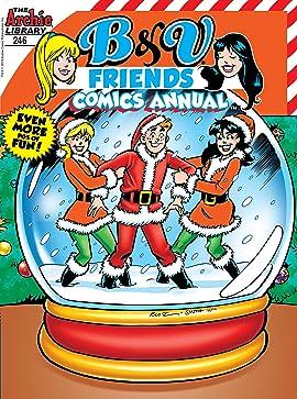 B & V Friends Comics Double Digest #246