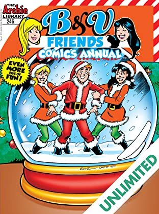 B & V Friends Comics Double Digest #246