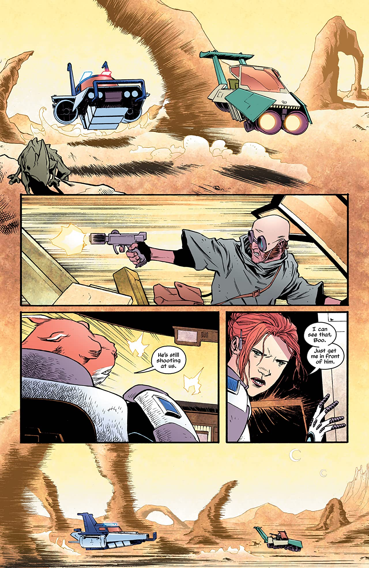 Copperhead Tome 2