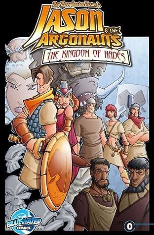 Ray Harryhausen Presents: Jason & the Argonauts - Kingdom of Hades #0