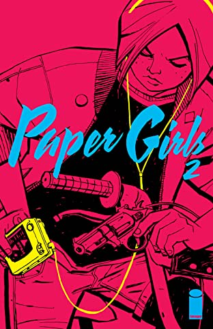 Paper Girls No.2