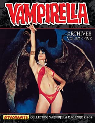 Vampirella Archives Tome 5