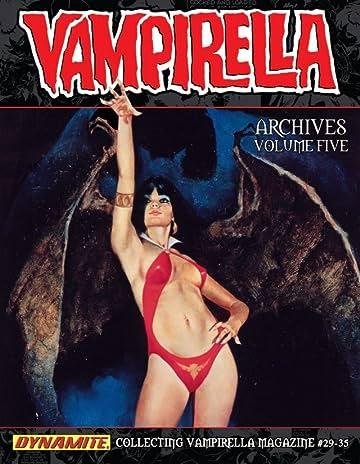 Vampirella Archives Tome 5