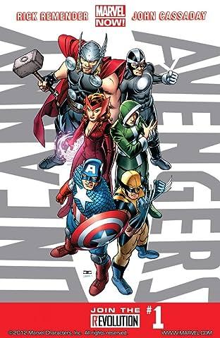 Uncanny Avengers (2012-2014) No.1