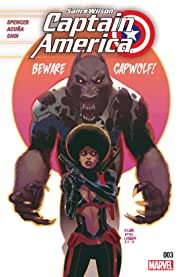 Captain America: Sam Wilson (2015-) #3