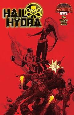 Hail Hydra (2015) No.4