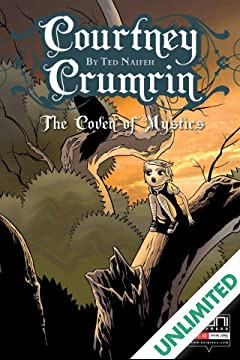 Courtney Crumrin and The Coven of Mystics Vol. 2 #2
