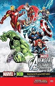Marvel Universe Avengers Assemble Season Two (2014-2016) #13