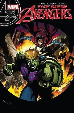 New Avengers (2015-2016) #3