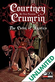 Courtney Crumrin and The Coven of Mystics Vol. 2 #3