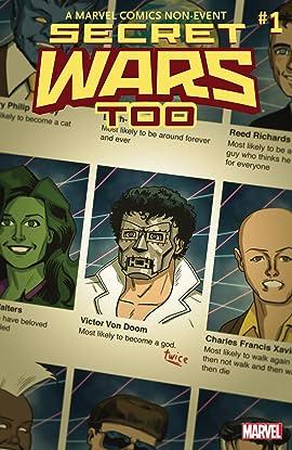 Secret Wars, Too (2015) #1