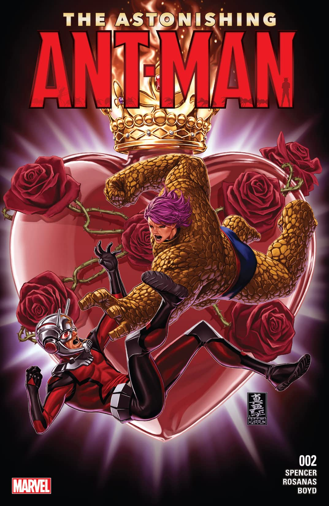 The Astonishing Ant-Man (2015-2016) #2