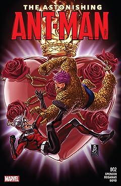 The Astonishing Ant-Man (2015-2016) #2