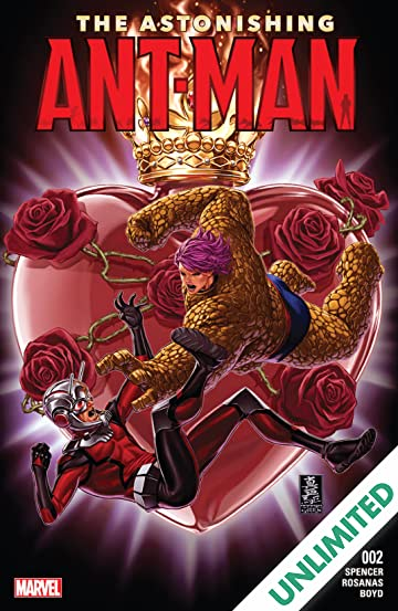The Astonishing Ant Man 2015 2016 2 Comics By Comixology