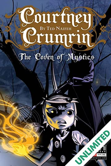 Courtney Crumrin and The Coven of Mystics Vol. 2 #4