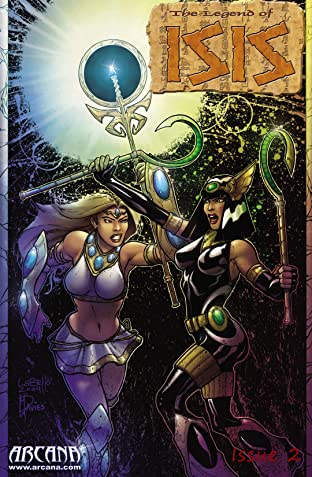 Legend of Isis Volume 6: Tony and Cleo #2