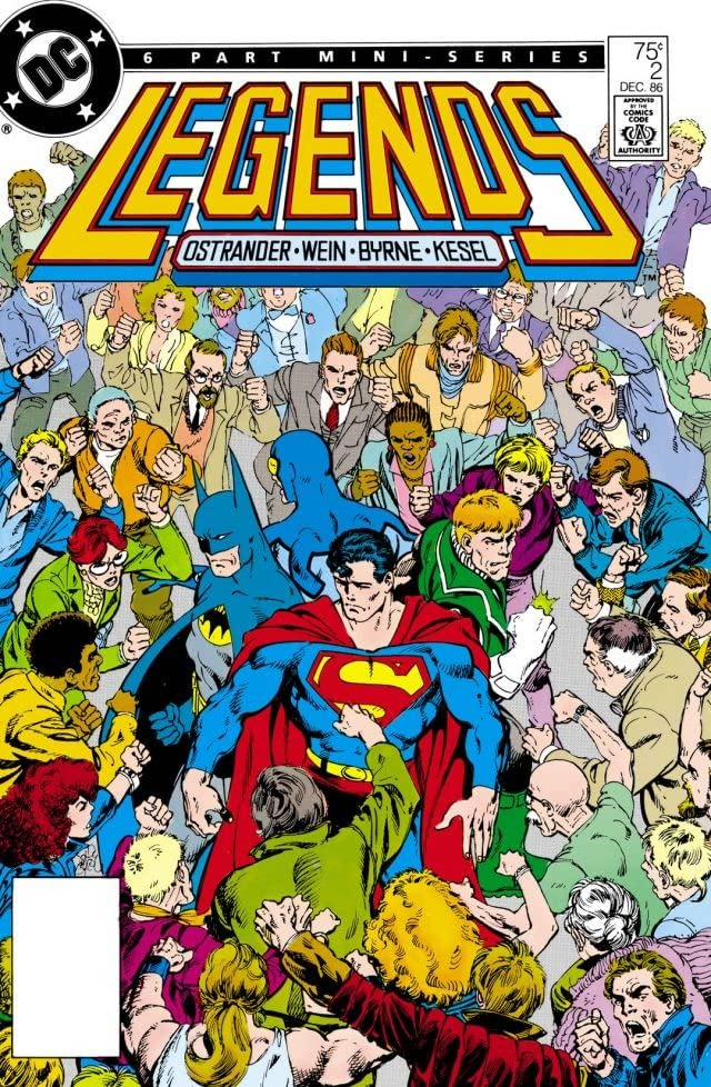 Legends (1986-1987) #2