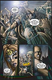 Legend of Isis Volume 6: Tony and Cleo #3