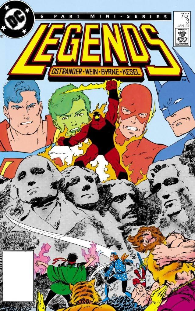 Legends (1986-1987) #3