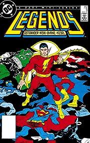 Legends (1986-1987) #5