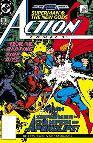 Action Comics (1938-2011) No.586