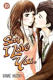 Say I Love You. Vol. 10