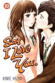 Say I Love You. Vol. 10