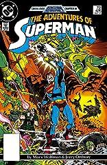 Adventures of Superman (1986-2006) #426