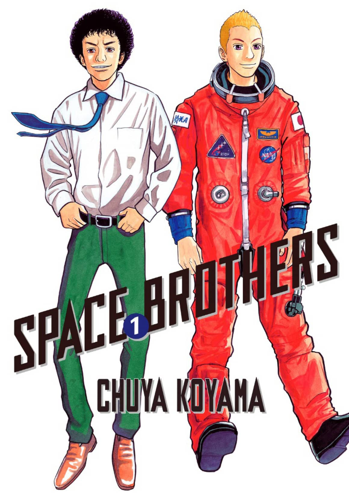 Space Brothers Vol. 1