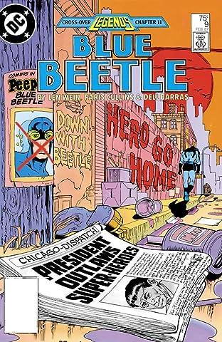 Blue Beetle (1986-1988) #9