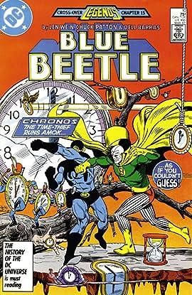 Blue Beetle (1986-1988) No.10