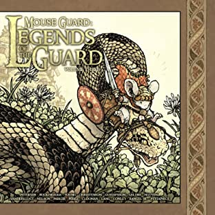 Mouse Guard: Legends of the Guard Tome 3