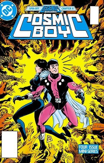 Cosmic Boy (1986-1987) #2
